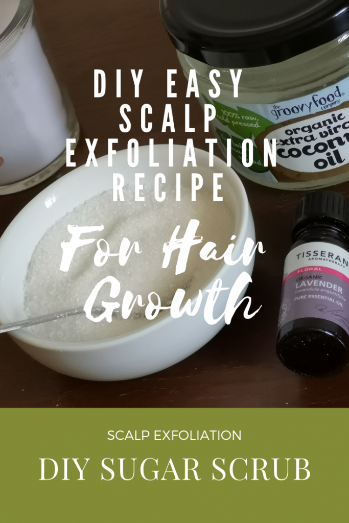 Scalp Exfoliation