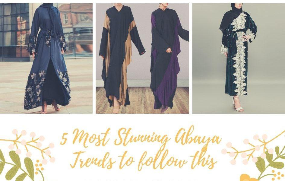 Abaya Trends