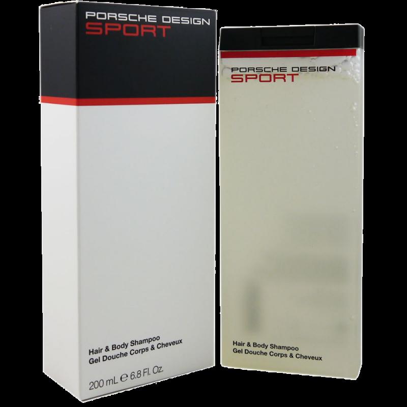Porsche Design Sport Hair & Body Shampoo