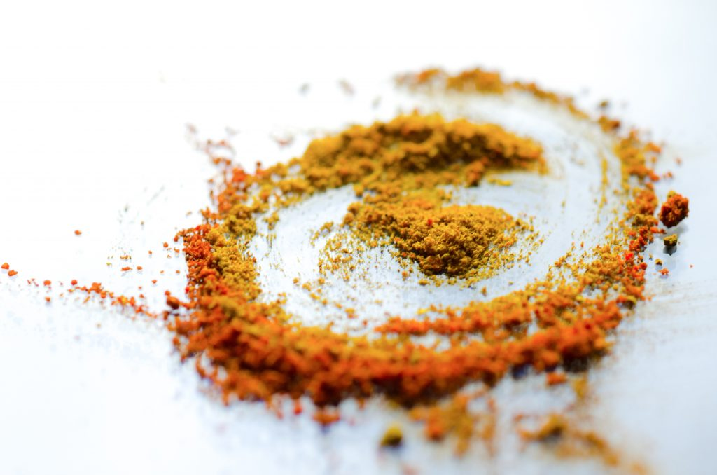 How to lose face fat with Turmeric face pack