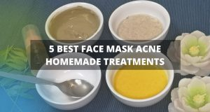 Face Mask Acne Homemade Treatments