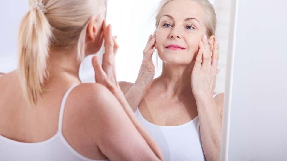 Collagen benefits for anti aging