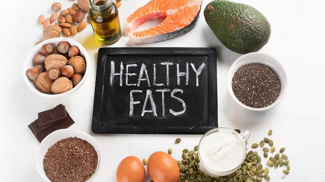 Healthy Fats for dry skin